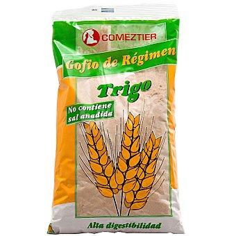 Comeztier Gofio de trigo especial para régimen bolsa 450 g Bolsa 450 g