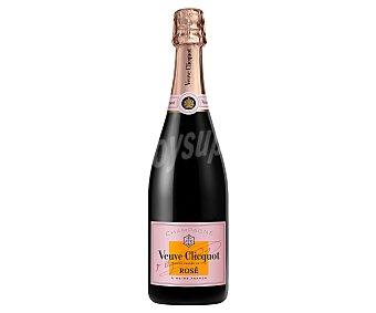 Veuve Clicquot Champagne brut rosado botella de 75 cl