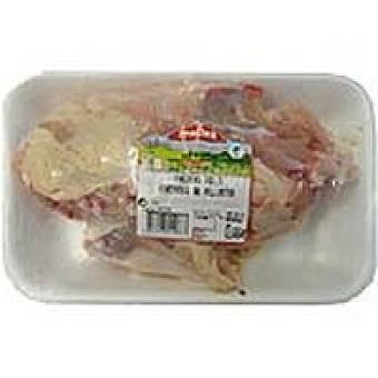 Matisa Carcasa de pollo Peso aproximado