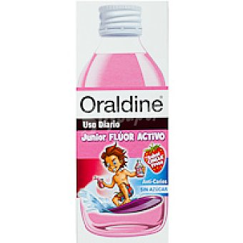 ORALDINE Colutorio junior Botella 400 ml