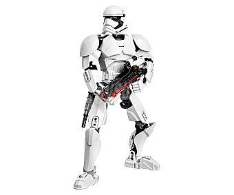 LEGO Juego de construcciones con 81 piezas Stormtrooper de la Primera Orden, ref. 75114, 23 centímetros Star Wars episodio VII 1 unidad