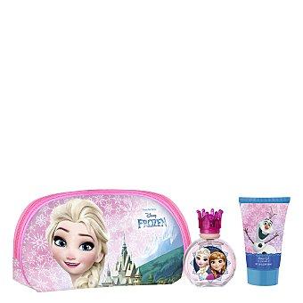 Disney Estuche colonia 50 ml. + gel de baño 100 ml. Frozen 1 ud