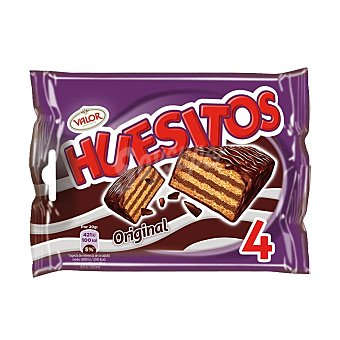 Valor Huesitos original Pack 4x20 g ( 80 g)