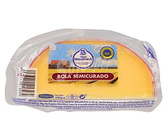 Royal hollandia Queso Edam semicurado Pieza 190 g