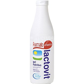 Lactovit Gel corporal Bote 1 litro