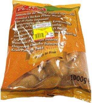 Embutidos Tenerife Jamoncitos empanados congelados Bolsa de 1 kg