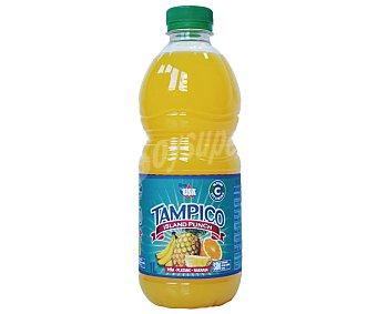 Tampico Bebida refrescante Island Punch de plátano, naranja y piña 1 l