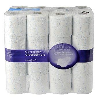 Carrefour Papel higiénico 3 capas 32 rollos