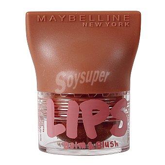 Maybelline New York Babylips Lip-Cheek Nu 6 Shimmering Bronze protector labial con color