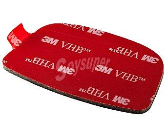 QILIVE 846795 Accesorio para casco de videocámara deportiva en forma de adhesivo