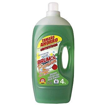 Brumol Detergente en gel prendas de color Premium 4 l