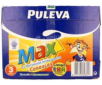 Puleva Max Leche Crecimiento con Cereales 6x1L