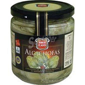 Viuda de Cayo Alcachofa en mitades Tarro 210 g
