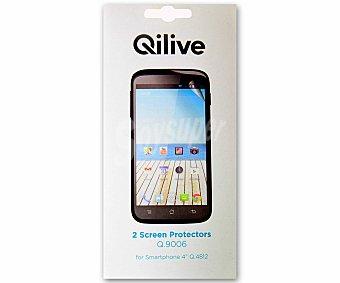 QILIVE Q.9006 4.0 protector pantalla