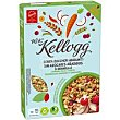 Granola-manzana-frambuesa-zanahoria Caja 300 g W. K. Kellogg's