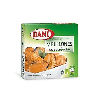 Dani Mejillones en Escabeche - 13/18 piezas 69 g