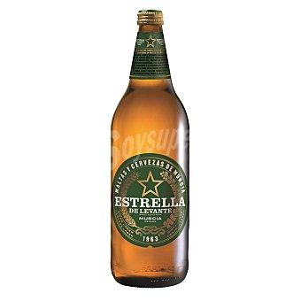 Estrella Levante Cerveza Botella de 1 l