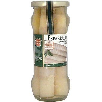 Viuda de Cayo Espárragos blancos D.O. Navarra extra gruesos 3-5 piezas frasco...