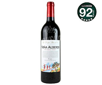 Viña Alberdi Vino tinto crianza D.O. Rioja  Botella 75 cl