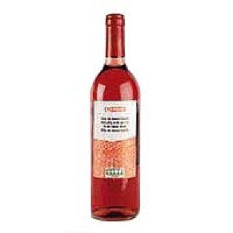 Eroski Vino Rosado de mesa Botella 75 cl