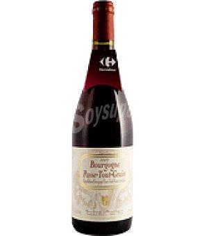 Carrefour Vino tinto Borgoña 75 cl