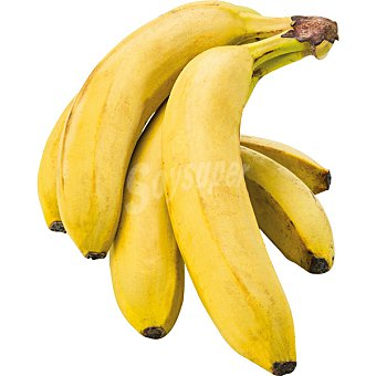 Plátano de Canarias Petit al peso 100 gramos