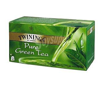 Twinings Te Verde Java 25 Sobres