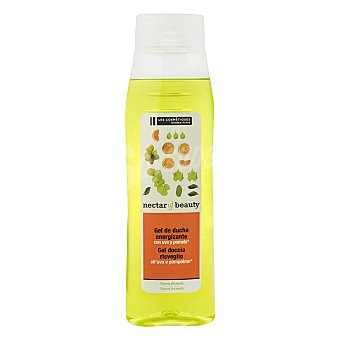 Les Cosmétiques Gel de ducha despertar con uva y pomelo - Nectar of Beauty 750 ml