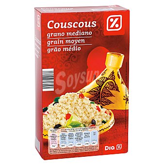 DIA Couscous grano mediano Caja 1 kg