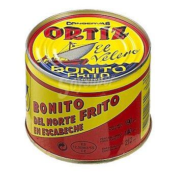 Ortiz Bonito del Norte frito en escabeche 'El Velero' 190 g