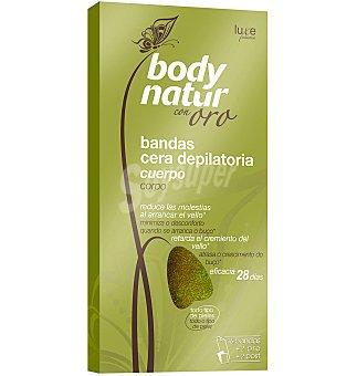 Body Natur Bandas oro corp. luxe 130 ML