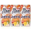 Zumo y leche sin azúcar sabor tropical Pack 3 briks x 330 ml Bifrutas Pascual