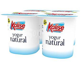 Kalise Yogur natural Pack 4 x 125 g