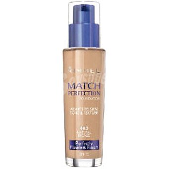 Rimmel London Maquillaje Match Perfection