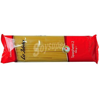 La Isleña Spaghetti nº 2 Paquete 500 g
