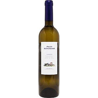 PAZO SEÑORANS Vino blanco joven 100% Albariño D.O. Rías Baixas Botella 75 cl