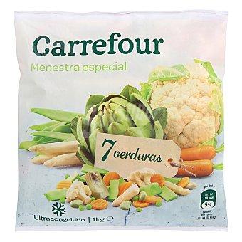 Carrefour Menestra especial de verduras 1 kg