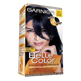 Belle Color Garnier Tinte negro azulado 2.1 e/p