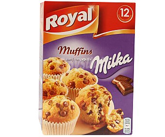 Royal Muffins 375 GRS