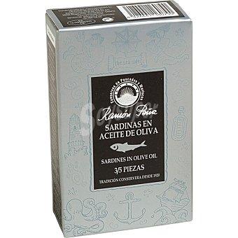 Ramón Peña Sardinas en aceite de oliva 3-5 piezas Lata 85 g neto escurrido