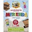 Galletas Mini Surtido Merienda Birba (pack 4 x 25g) 100 gr Birba