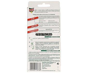 Polil Raid Trampa detectora de polillas de los alimentos Caja 2 unidades