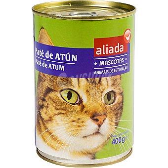 Aliada Paté de atún para gatos Lata 400 g