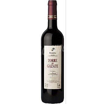 Torre de Gazate Vino tinto reserva de Castilla-La Mancha Botella 75 cl