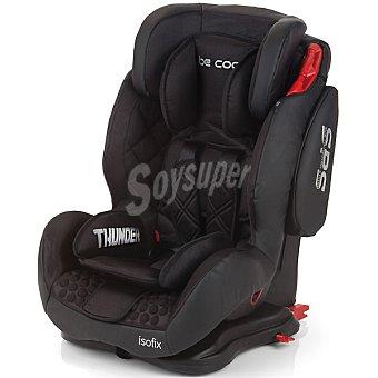 BE COOL 755 Thunder silla de auto con sistema ISO-FIX grupo 1-2 - 3