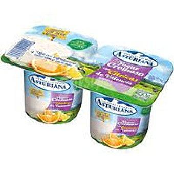 Central Lechera Asturiana Yogur mascremoso citricos Pack 2x50gr