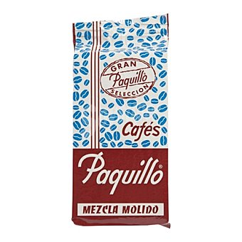 paquillo Café molido mezcla 250 Gramos