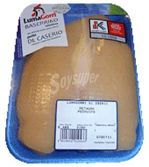 LumaGorri Pechuga de pollo Label Bandeja de 440.0 g.