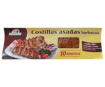 Gesprocarn Costillas marinadas y asadas al estilo barbacoa gesptocarn 500 g. 500 g