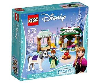 Disney Frozen Juego de construcciones con 153 piezas Aventura en la nieve de Anna, 41147 lego